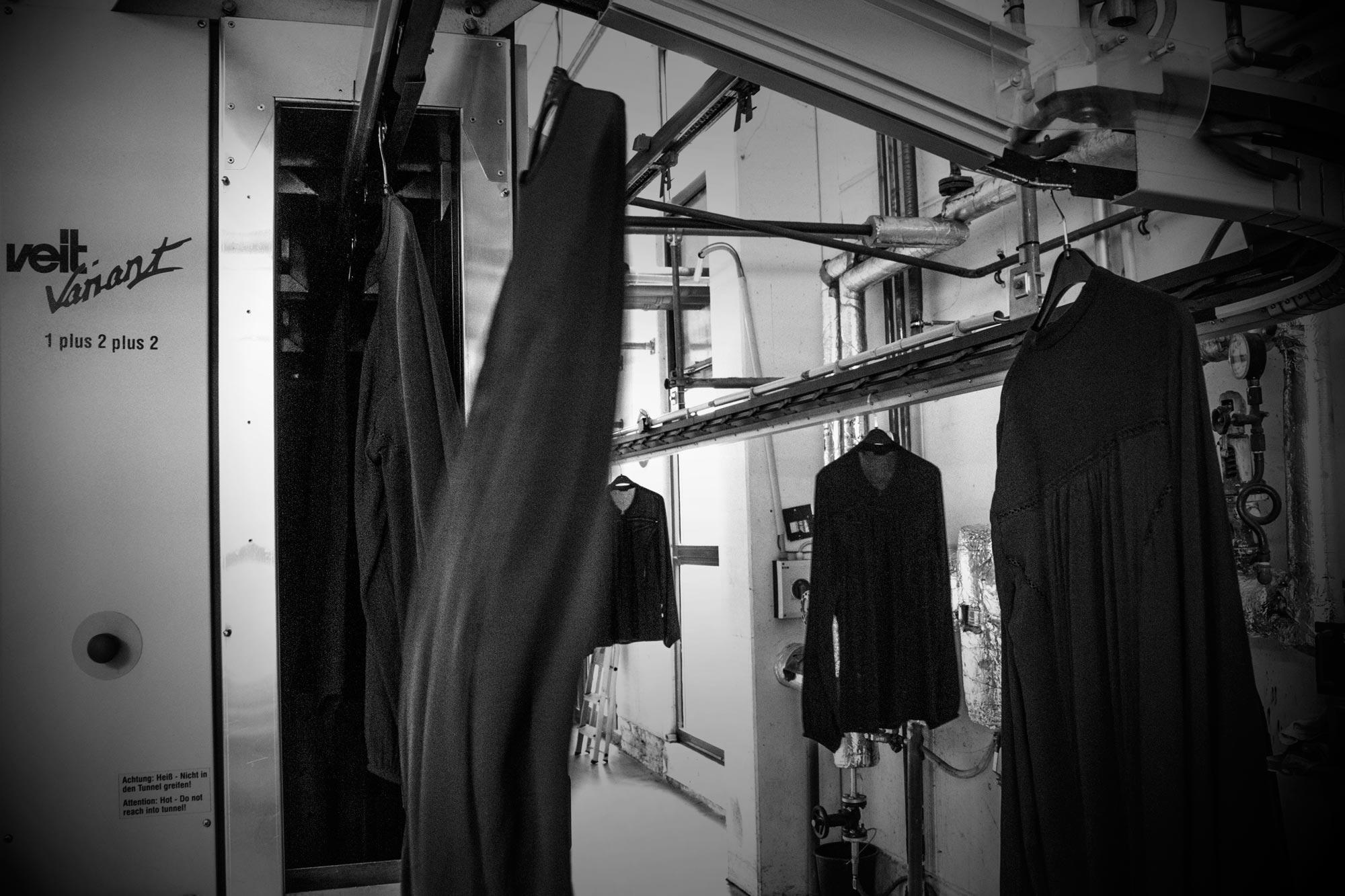 Textilaufbereitung